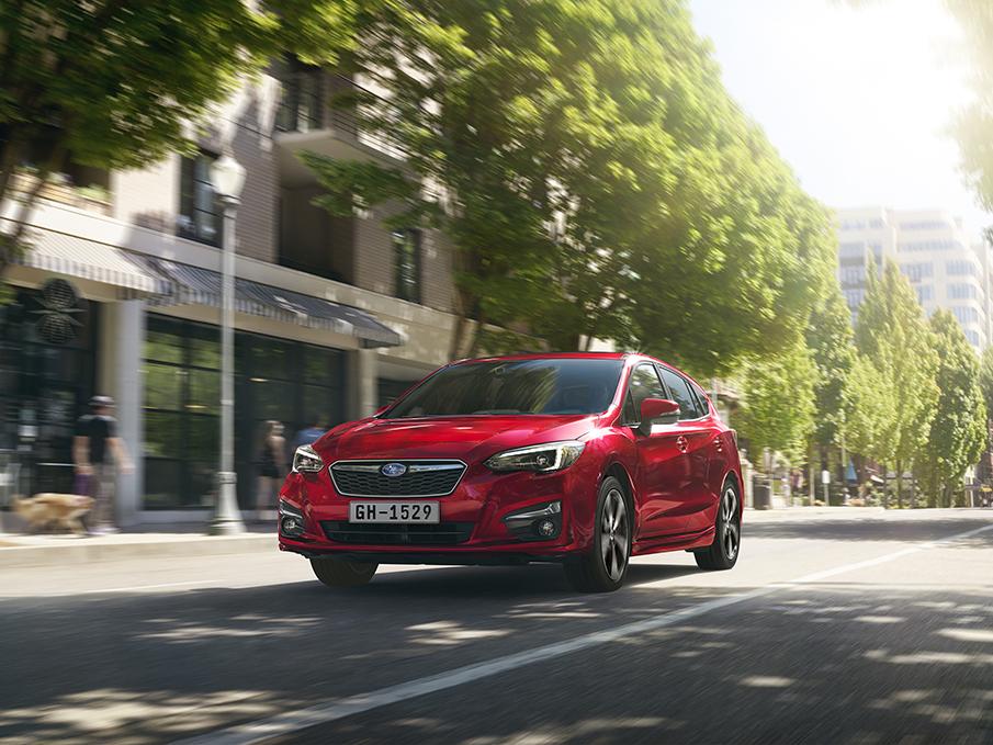 bekijk al onze Subaru modellen