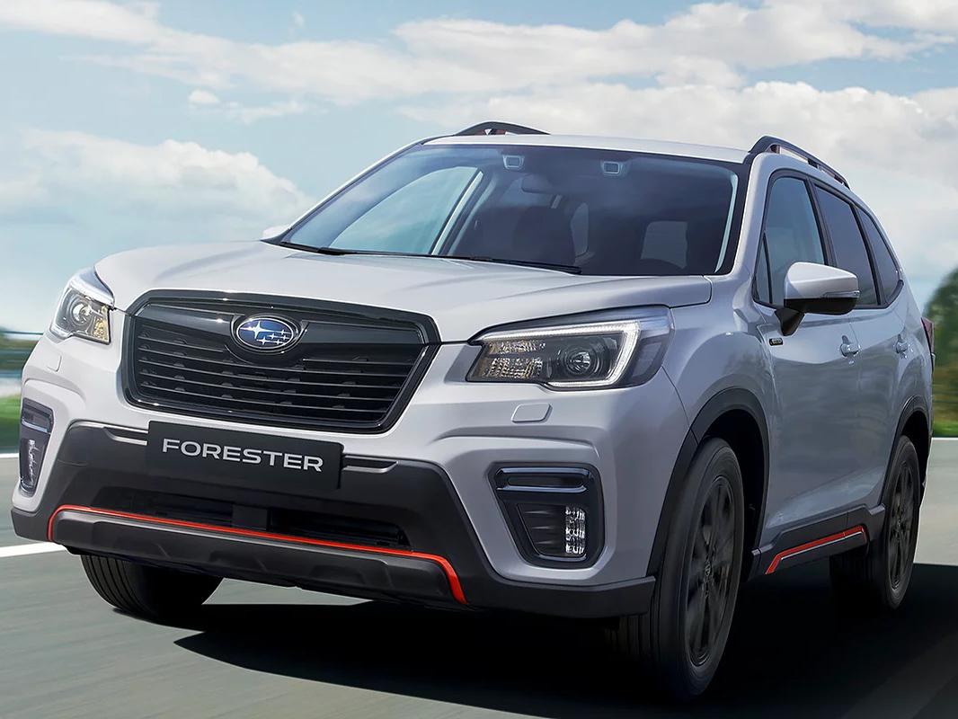 Subaru Forester e-boxer 2021
